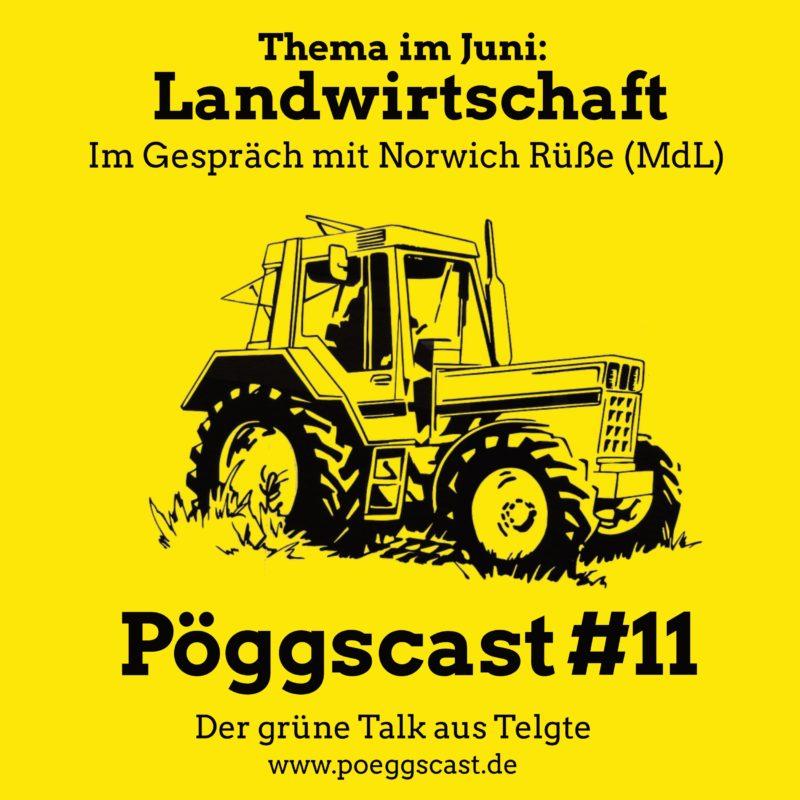 Wir reden über Landwirtschaft